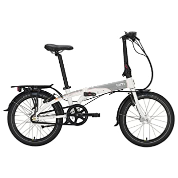 "tern Link D7i - Bicicletas plegables - 20"" gris/blanco 2017"