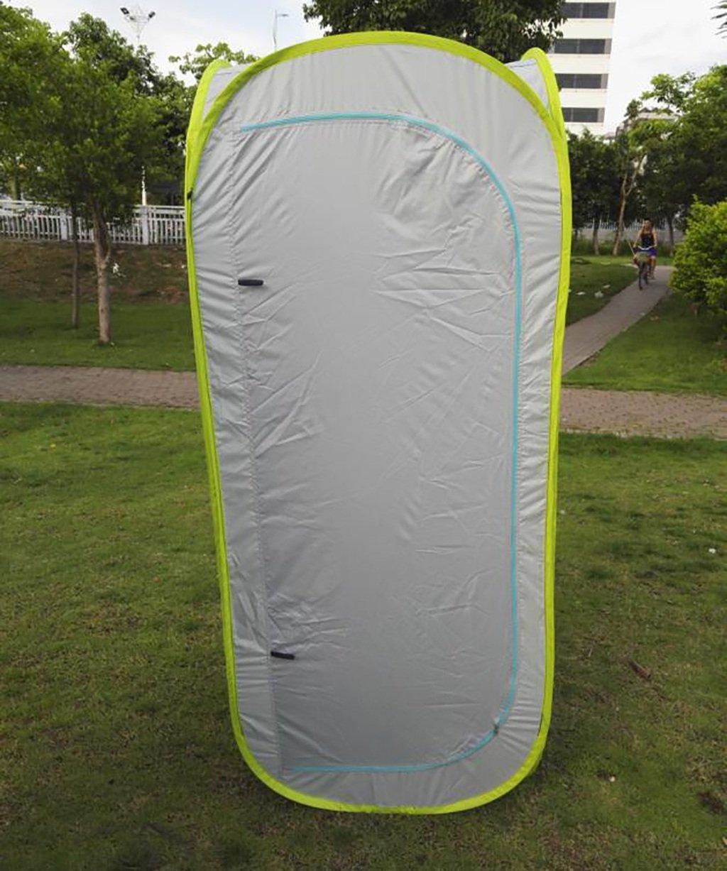 HAIPENG Outdoor Bad Wechselnde Kleidung Zelt Mobile Toiletten Fotografie Fischerei Zelt Es Gibt Taschen (Farbe : 2 , größe : 80  80  190cm)