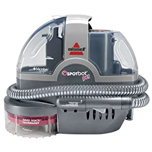 BISSELL Spotbot 33N8A Carpet Cleaner Review