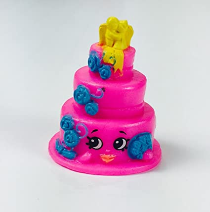 Shopkins Exclusive Neon Edition Wendy Wedding Cake