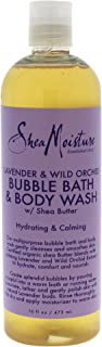 product image for Shea Moisture Sheamoisture Lavender & Wild Orchid Bubble Bath & Body Wash - 16 Fl Oz, 16 Oz