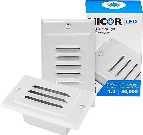 NICOR Lighting LED Step Light