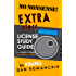 No Nonsense Extra Class License Study Guide: for tests given between July 2016 and June 2020