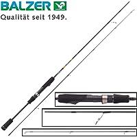 Balzer Shirasu Spoon Rute 2,21m 0,5-4g - Spinnrute Zum Ultra Light Spinnangeln auf Forellen, Forellenrute, Angelrute für Spoons