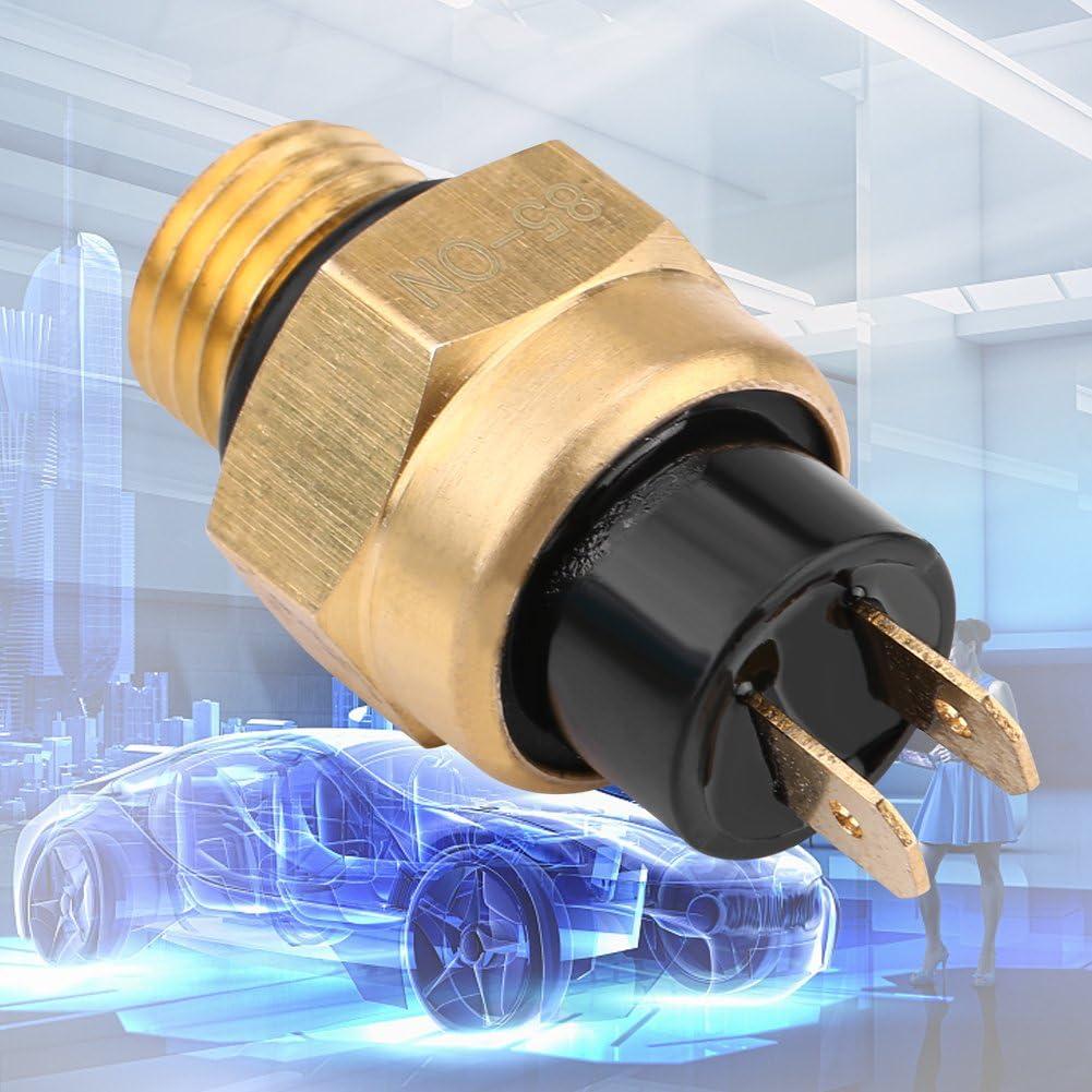 KingFurt 4 Pin Blower Motor Heater Resistor Fits Mercedes