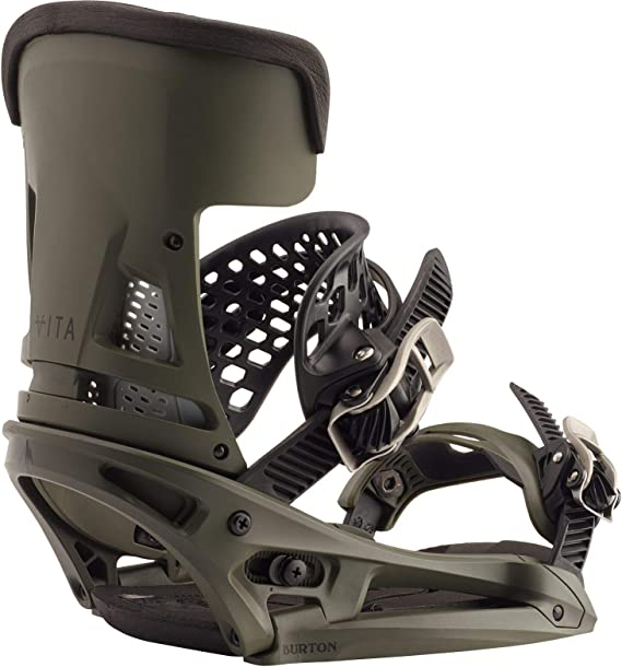 Amazon.com: Burton Malavita EST Snowboard Bindings: Sports ...