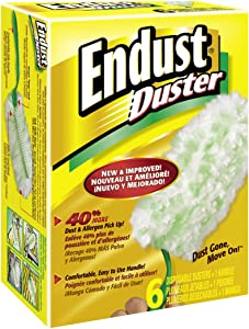 Endust Duster Complete Kit, 6 Count