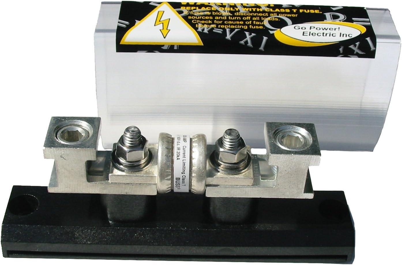 Go Power F-110 Class T 110 Amp Slow Blow Fuse