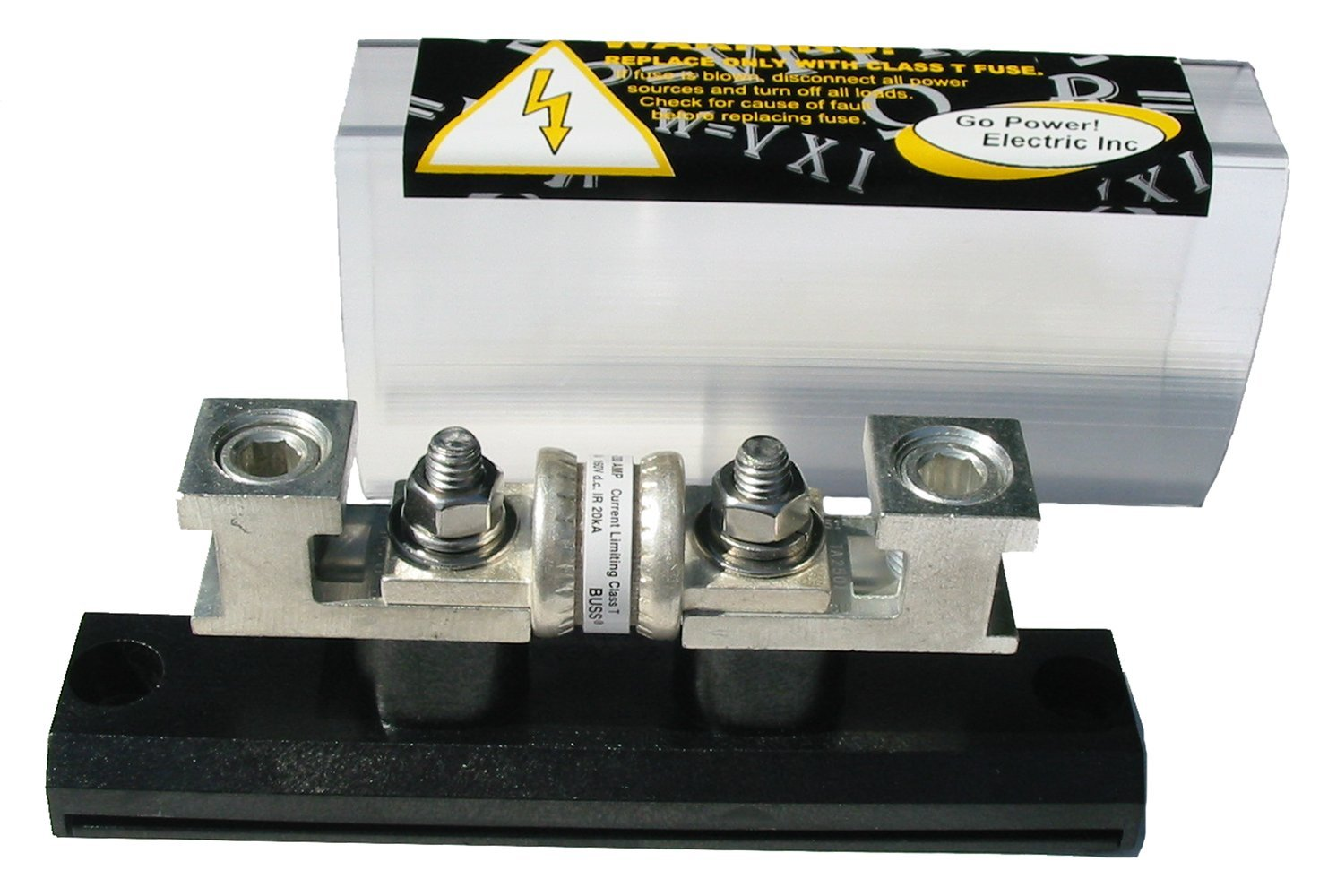 FBL-300 300 Amp Fuse Class T with Block: Automotive