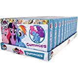 My Little Pony Candy Gummy Characters Theater Box (Case of 12)
