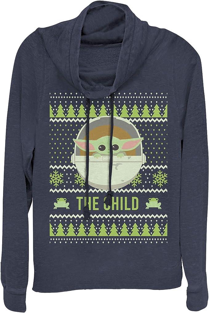 71lj2GeuJ7L. AC SX679 Revista Dimensión Digital 50+ Ugly Sweaters Navideños inspirados en Series y pelis