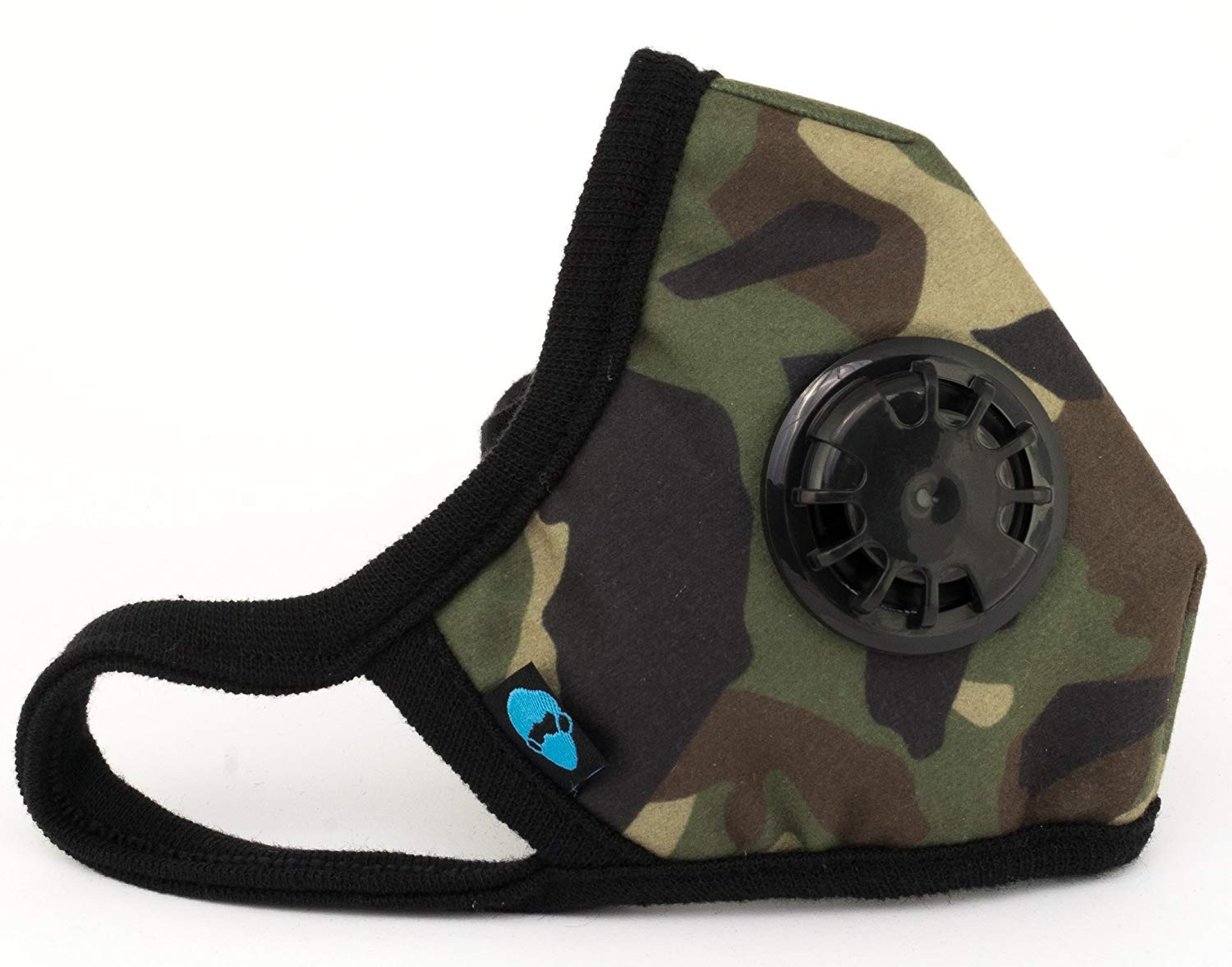 Cambridge Mask Co Pro Anti Pollution N99 Washable Military Grade Respirator with Adjustable Straps - General M Pro by Cambridge Mask Co