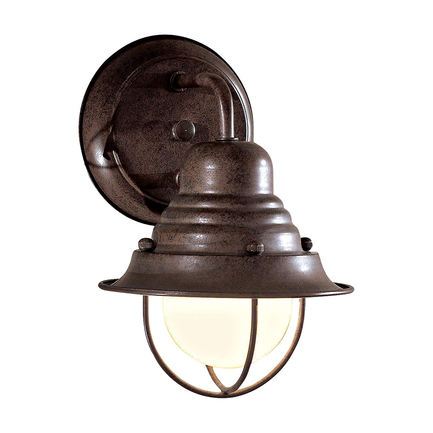Minka Lavery 71166 91 Wyndmere Outdoor Wall Mount, Antique Bronze   Wall  Porch Lights   Amazon.com