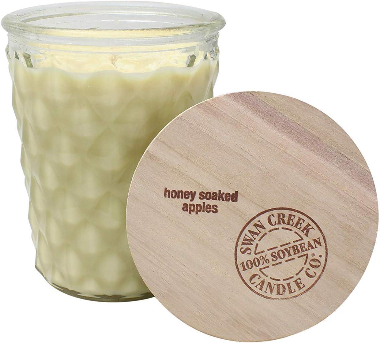 Swan Creek Timeless JAR 12OZ Honey Soaked Apples