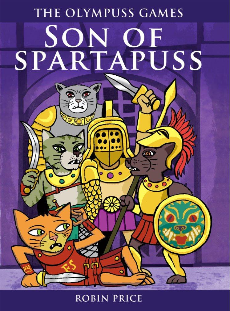Son of Spartapuss (The Olympuss Games) pdf epub
