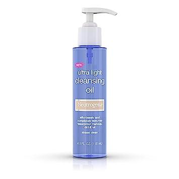 Neutrogena Ultra Light Facial Cleansing Oil