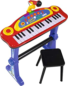 Simba Toys - Teclado para niños (Simba) , color/modelo surtido