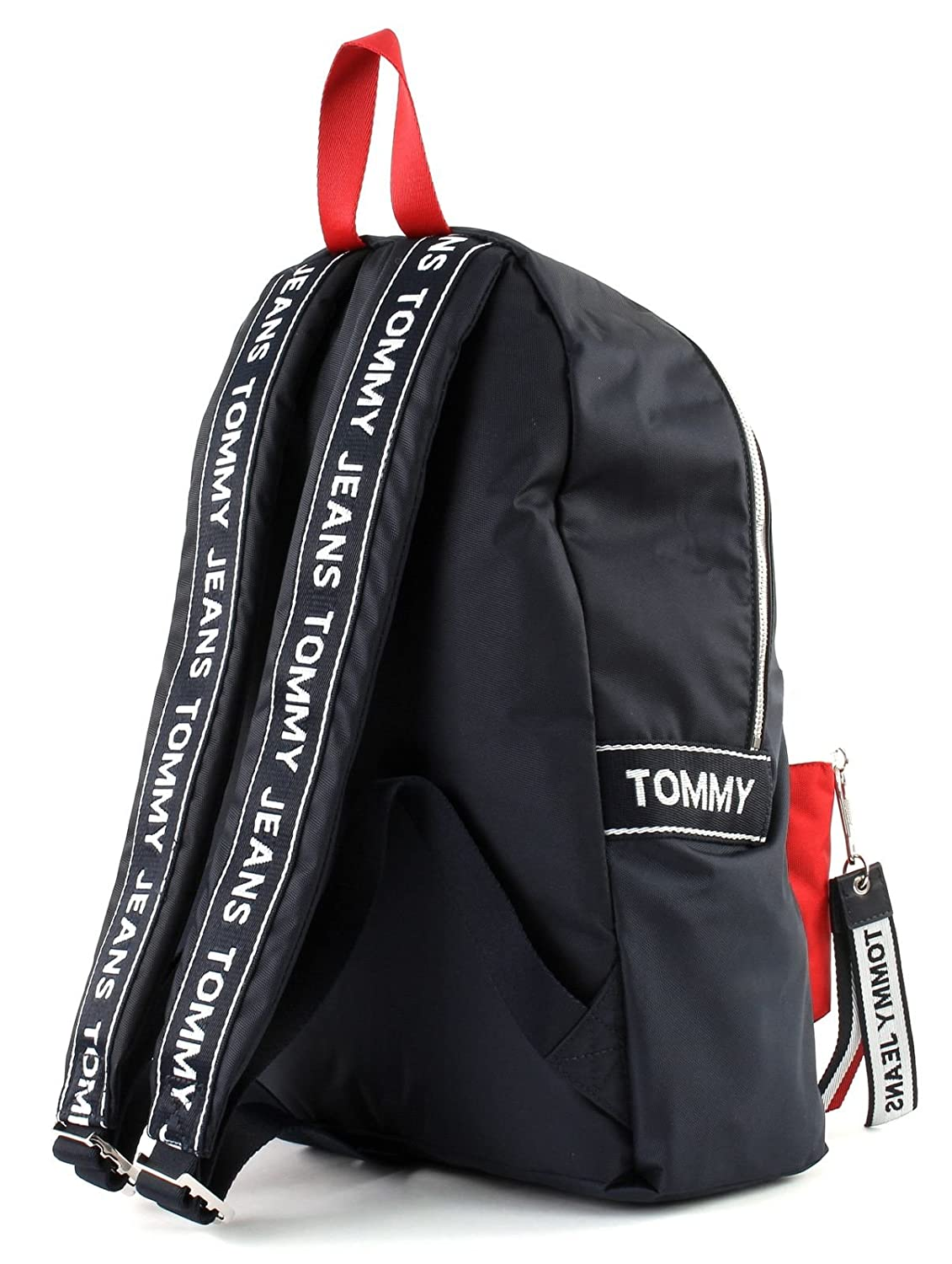 9e4dd7fd85 TOMMY HILFIGER Tommy Jeans Logo Backpack Corporate CB: Amazon.co.uk: Shoes  & Bags