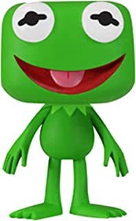 Amazon.com: Funko The Muppets: Kermit the Frog Wacky Wobbler: Toys ...