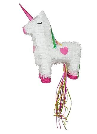 Fisura HM0764 Piñata Unicornio Fiesta Cumpleaños Juguete ...