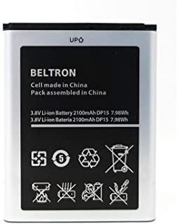 Amazon com: New 2450 mAh Replacement Battery for R850 Mobile