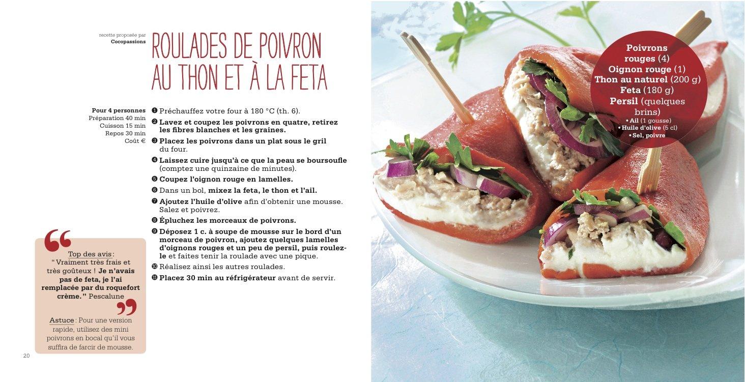 Amazon.fr - Marmiton - 100 recettes pour cordons-bleus - Collectif - Livres