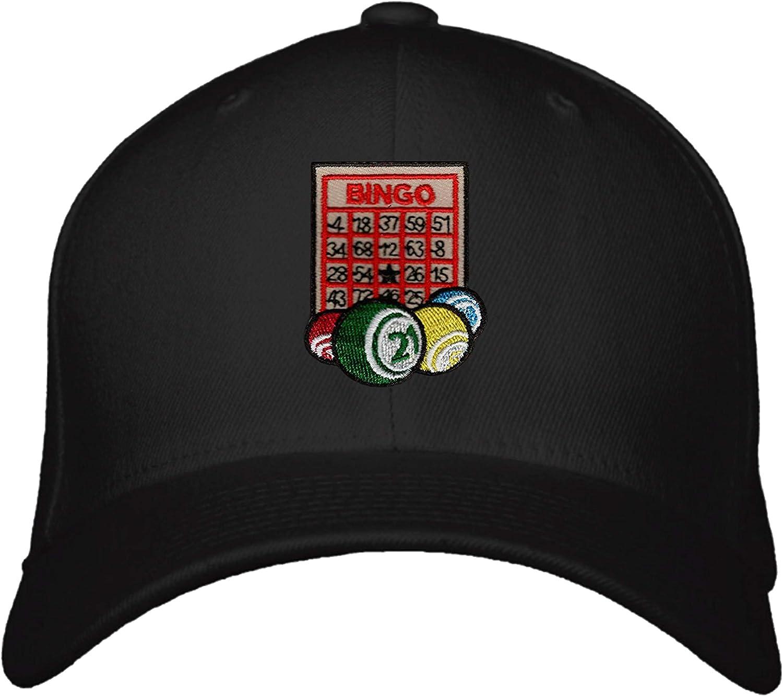 Bingo Hat - Adjustable Women's Cap