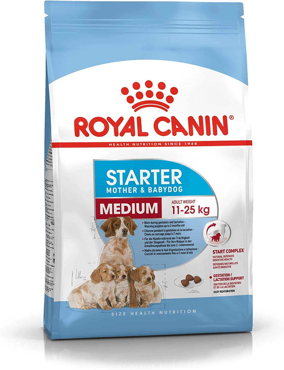 ROYAL CANIN Medium Starter - 12000 gr