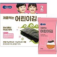 BeBecook Junior's First Sun-Dried Seaweed (Pink Salt), 15 g