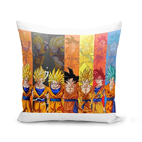 Fabulous Funda de Cojín 40x40 cm Dragon Ball Z Son Goku ...