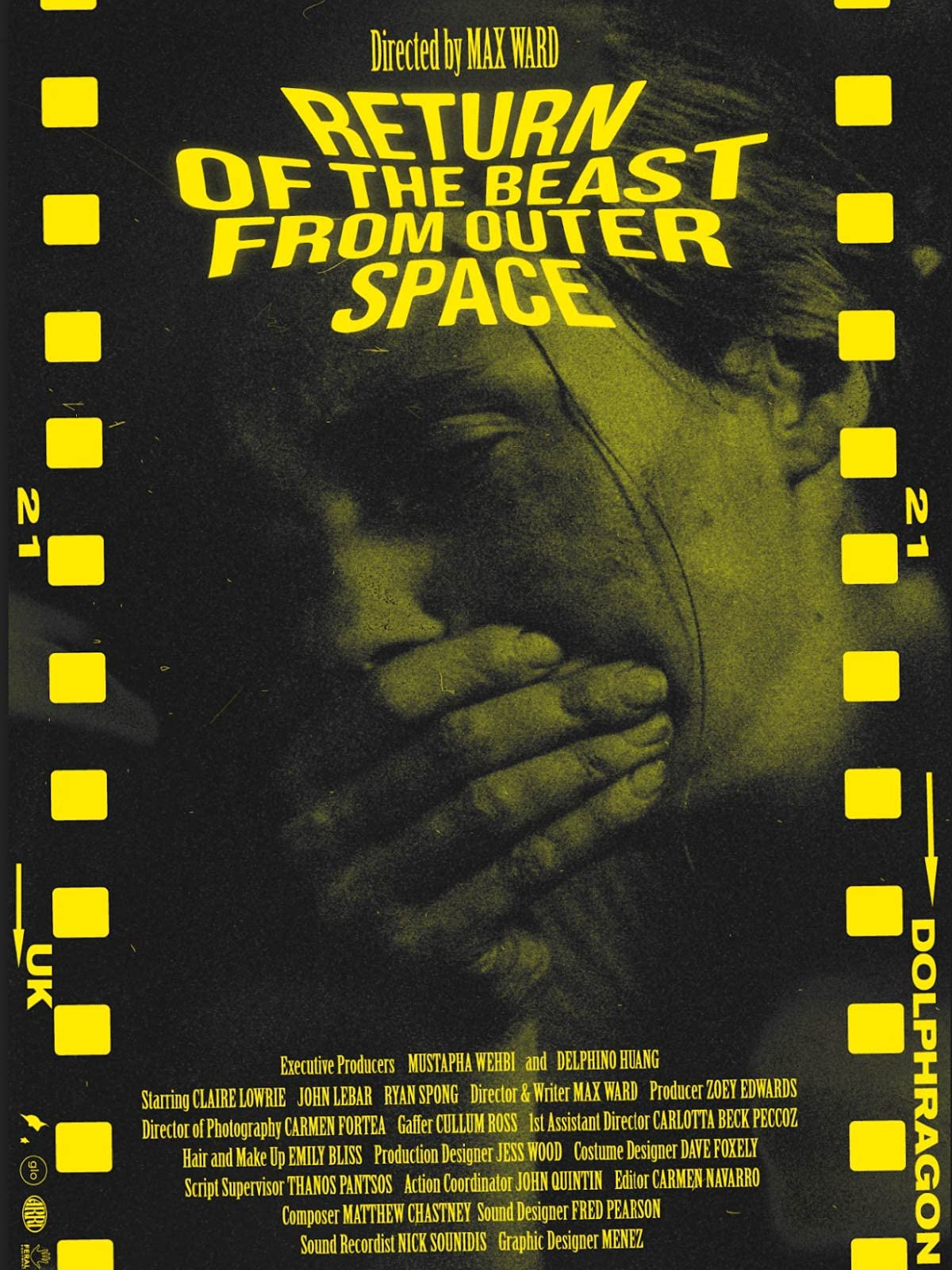 Return of the Beast from Outer Space on Amazon Prime Video UK