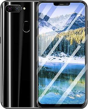 WOZOW Smartphone Otto Core 6,3 pulgadas Smartphone Android 8.1 1G ...