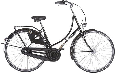Pegasus bicicleta holandesa Simplex Nostalgie ND 7 marchas Mujer ...