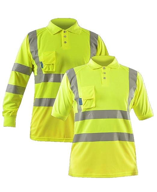 6af116da0 Hola Vis Viz Chaleco de seguridad Chaleco de seguridad Sudadera con capucha  Polo de alta visibilidad Banda de cinta reflectante Ropa de trabajo  Sudadera de ...