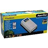 Precision 7500 Aquarium Air Pump 10070 Fish Tank Aqua One