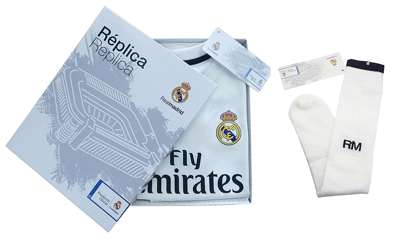 Personalizador Conjunto Complet Infantil Real Madrid Réplica ...
