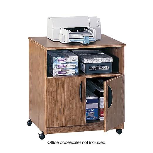 Safco 1850MO Mueble y Soporte para impresoras - Gabinete ...