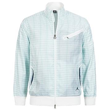 Nike Air Jordan Woven Plaid – Jacket chaqueta 383863 – 100, 383863-100,