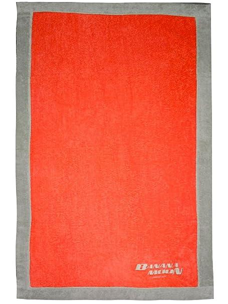 Beachwear Toalla de playa Banana Moon Towely Lanza, color rojo rojo: Amazon.es: Ropa y accesorios
