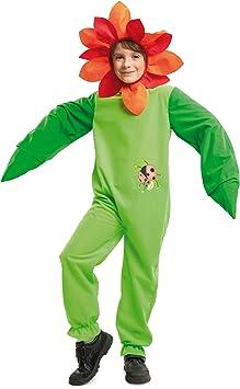 VIVING Disfraz flor mariquita1-2 años: Amazon.es: Juguetes y juegos