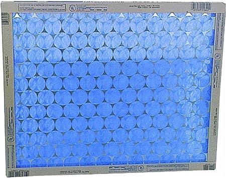 Percisionaire EZ Flow Heavy Duty Front Planel Fiberglass Merv 3 08x14x1 10255.01814 Pack 12 Air Filter