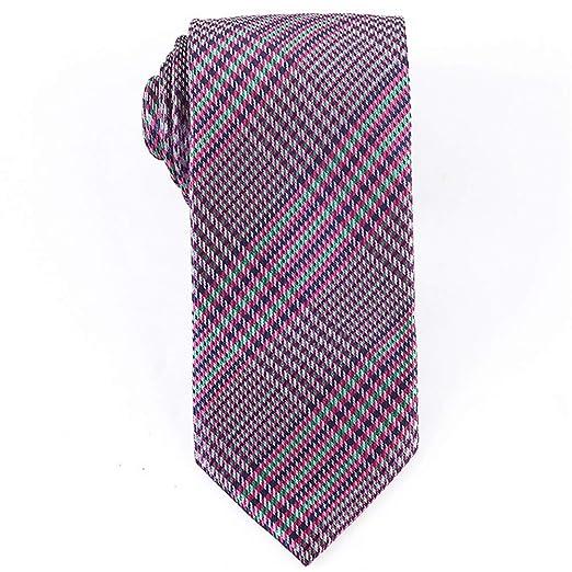 YYB-Tie Corbata Moda Textiles Corbatas para Hombres Flores Ideal ...