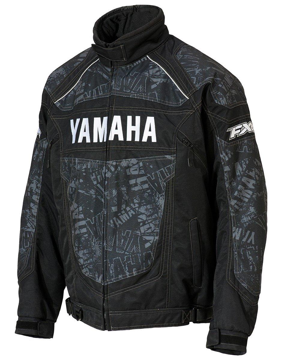 Yamaha smb-13jtq-gy-sm chaqueta - par - BK/GY SM ...