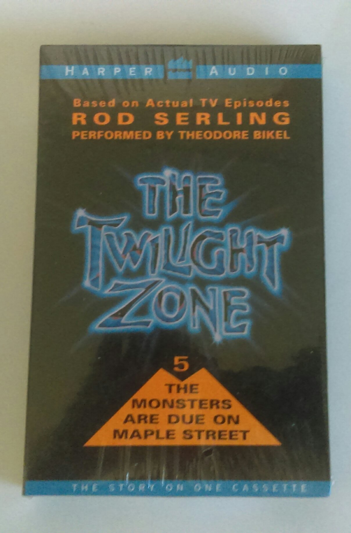 The Monsters Are Due on Maple Street (The Twilight Zone 5)