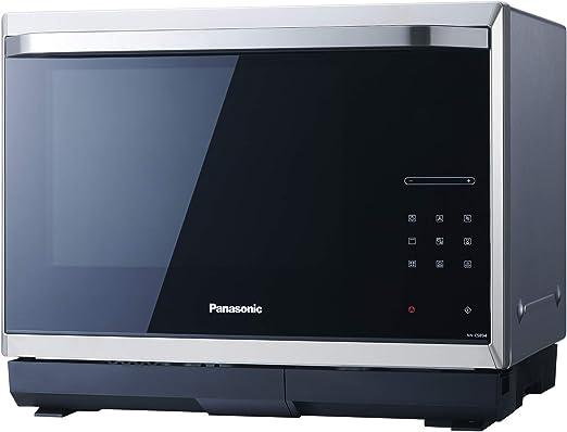 Panasonic NN-CS894S - Microondas (49,4 cm, 43,8 cm, 39 cm) Acero ...