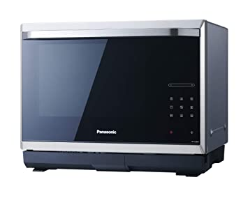 Panasonic Nn Cs894sepg Dampfgarer Inverter Grill Und Ofen 4in1