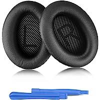 Hoofdtelefoon Vervangende Pads voor Bose, ELZO Professionele Oorkussens voor Bose Hoofdtelefoon QC2/QC15/QC25/QC35…