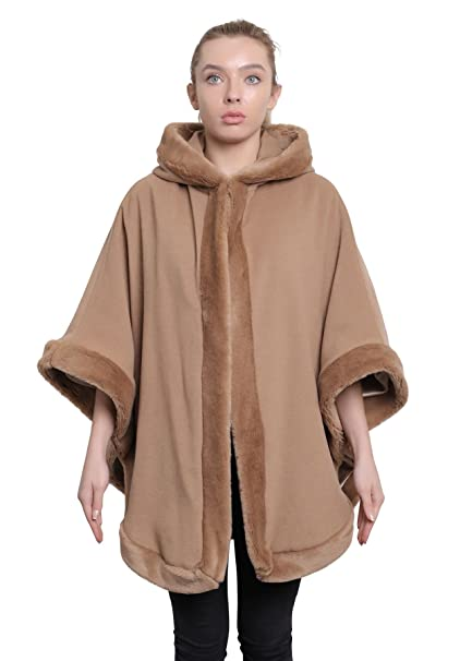 Merry Style Poncho Mujer 2V3T1