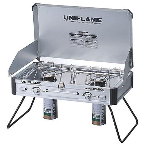 UNIFLAME ユニフレーム ツインバーナー US-1900