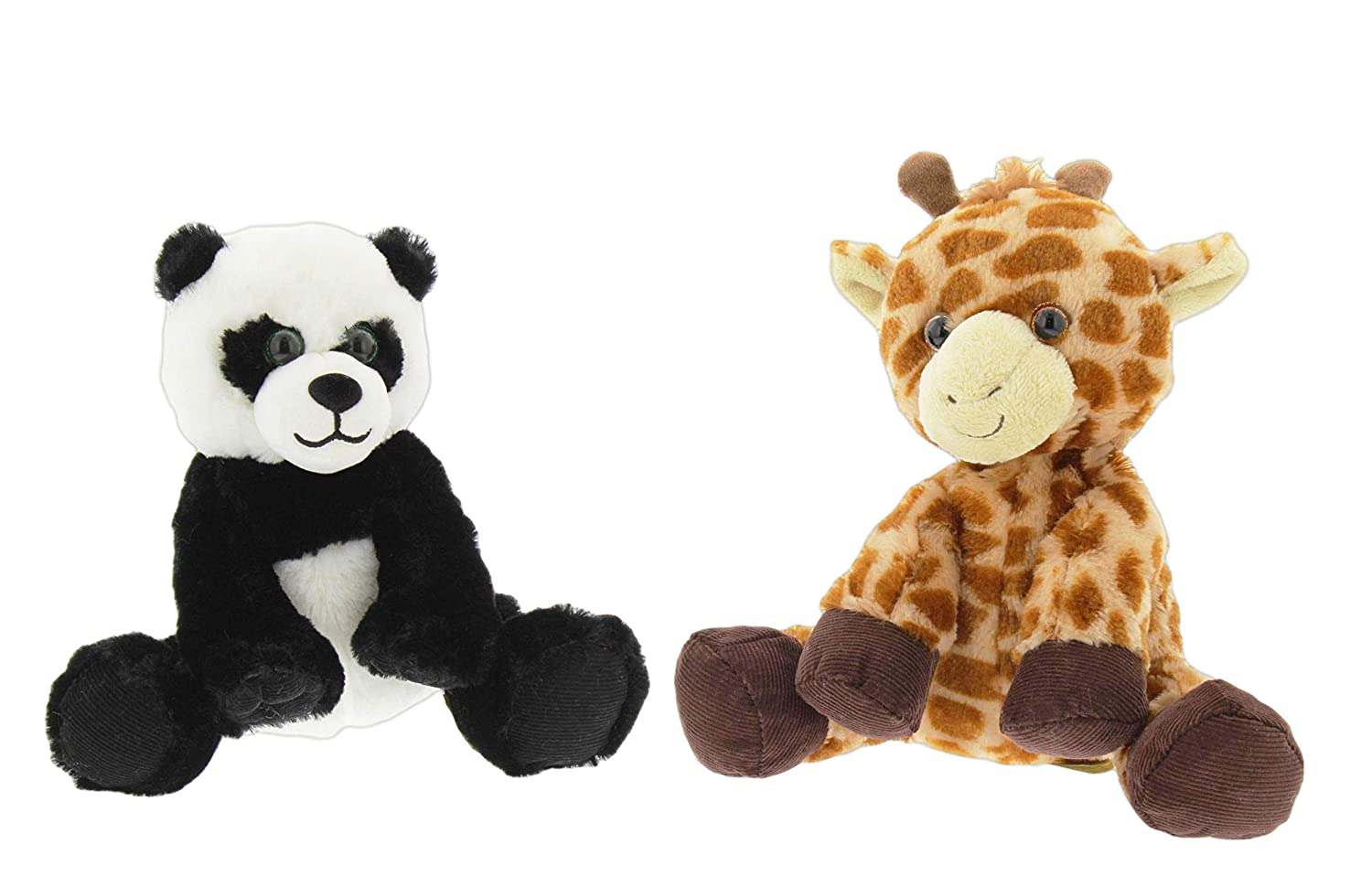 Sea Turtle /& Narwhal First /& Main Bundle of 2 Adorable Plush Stuffed Animals